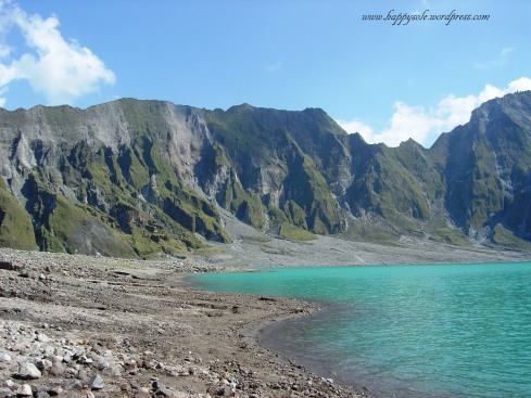 Pinatubo Crater Lake