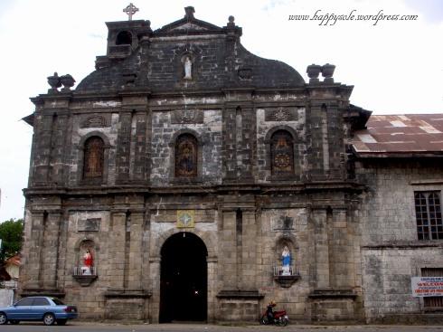 Sta. Barabara Church 2010