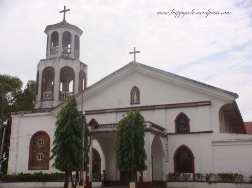 Arevalo Church 2010