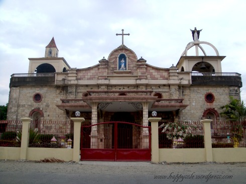 Calinog Church 2010