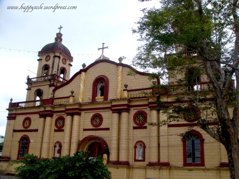 Lambunao Church 2010