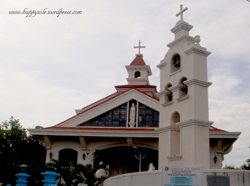 San Agustin Church 2010