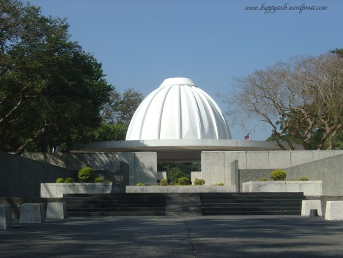 Pacific War Memorial Dome