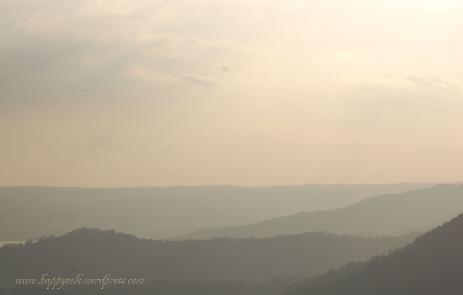 view of the horizon