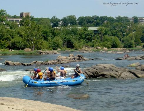James River 2009