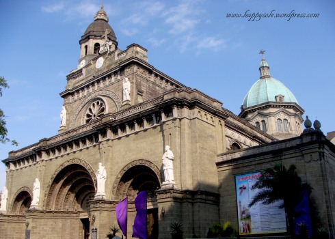 Manila Cathedral 2010