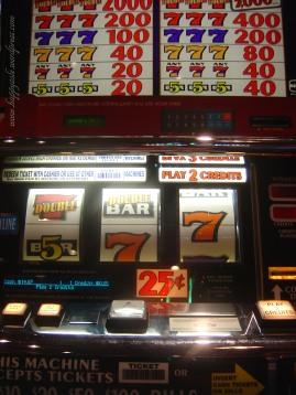 Slot Machine, Missouri, 2009