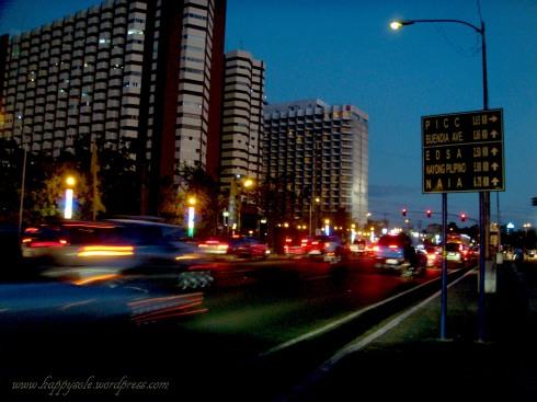 Roxas Boulevard, 2009